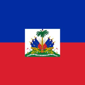 Haiti Flag Bandana
